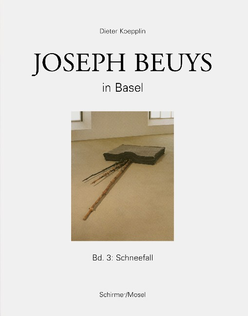 Joseph Beuys in Basel, Bd. 3