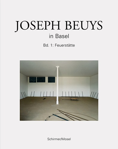 Joseph Beuys in Basel, Bd. 1