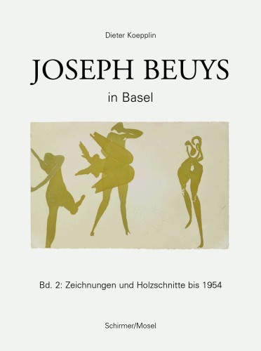 Joseph Beuys in Basel, Bd. 2