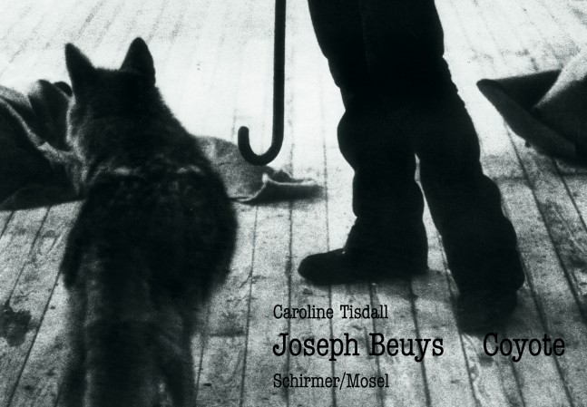 Joseph Beuys - Coyote<BR>ET 05/2021