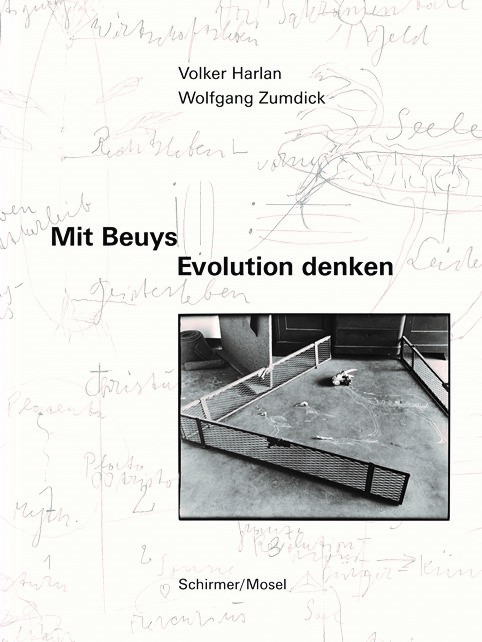 Mit Beuys Evolution denken