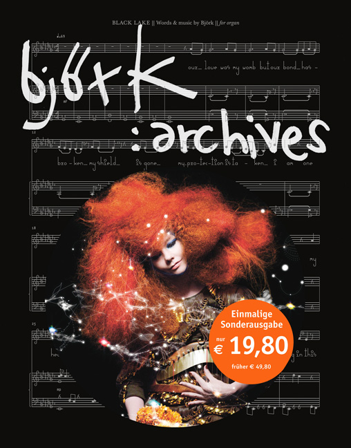 Björk: Archives. Eine Retrospektive