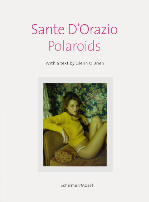 Sante D'Orazio's signature style—a unique blend of art and commerce—has  become a mainstay of fashion and editorial photography. Acclaimed for his ( nude) ...