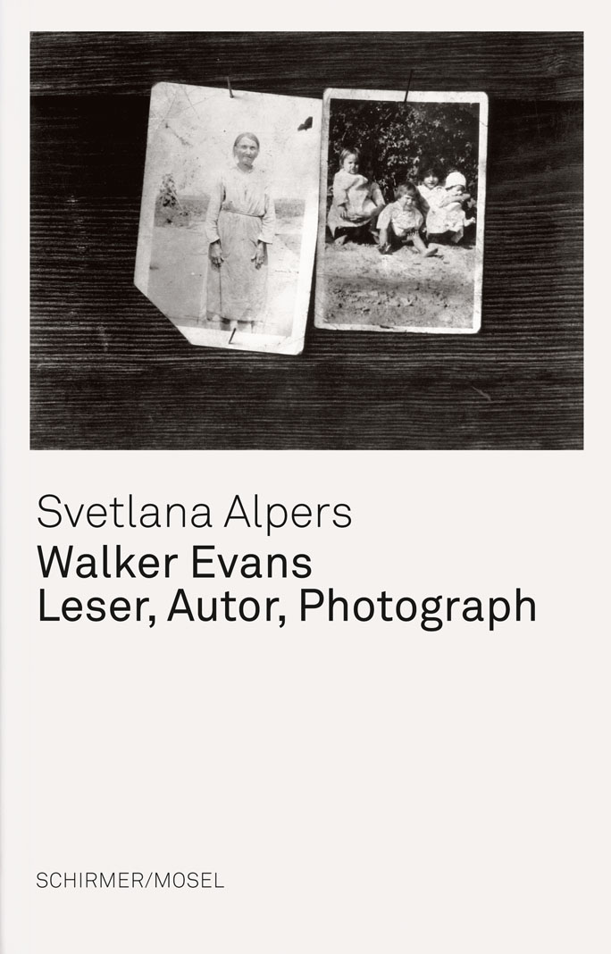 Walker Evans. Leser, Autor, Photograph<BR>Pub date: October 2020
