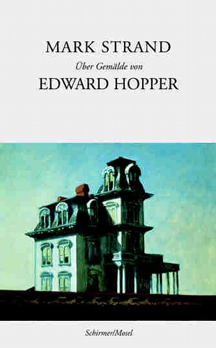 On Edward Hopper Paintings