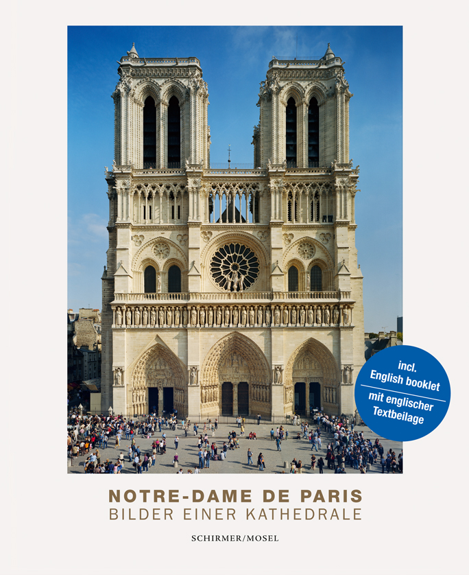 Notre-Dame de Paris<BR>Pictures of a Cathedral<BR>English ed.
