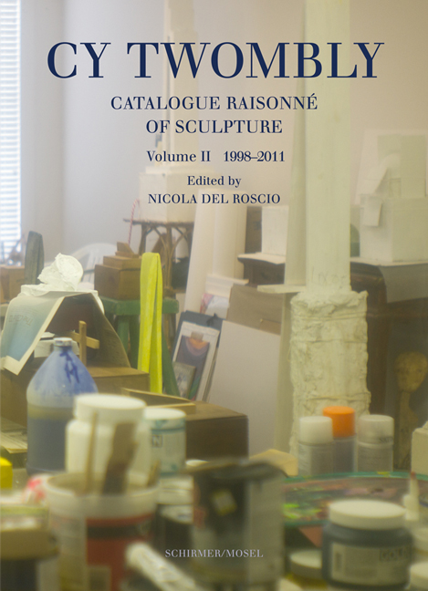 Catalogue Raisonné of Sculpture<BR>Vol II 1998-2011