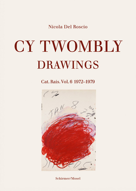 Catalogue Raisonné of Drawings<BR>Vol. 6: 1972-1979