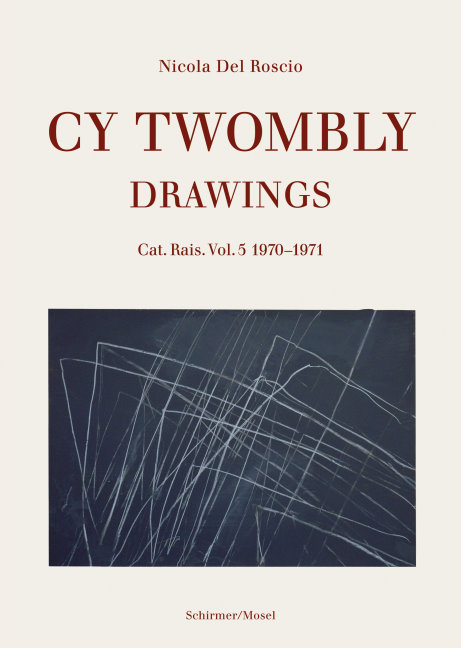 Catalogue Raisonné of Drawings<BR>Vol. 5: 1970-1971
